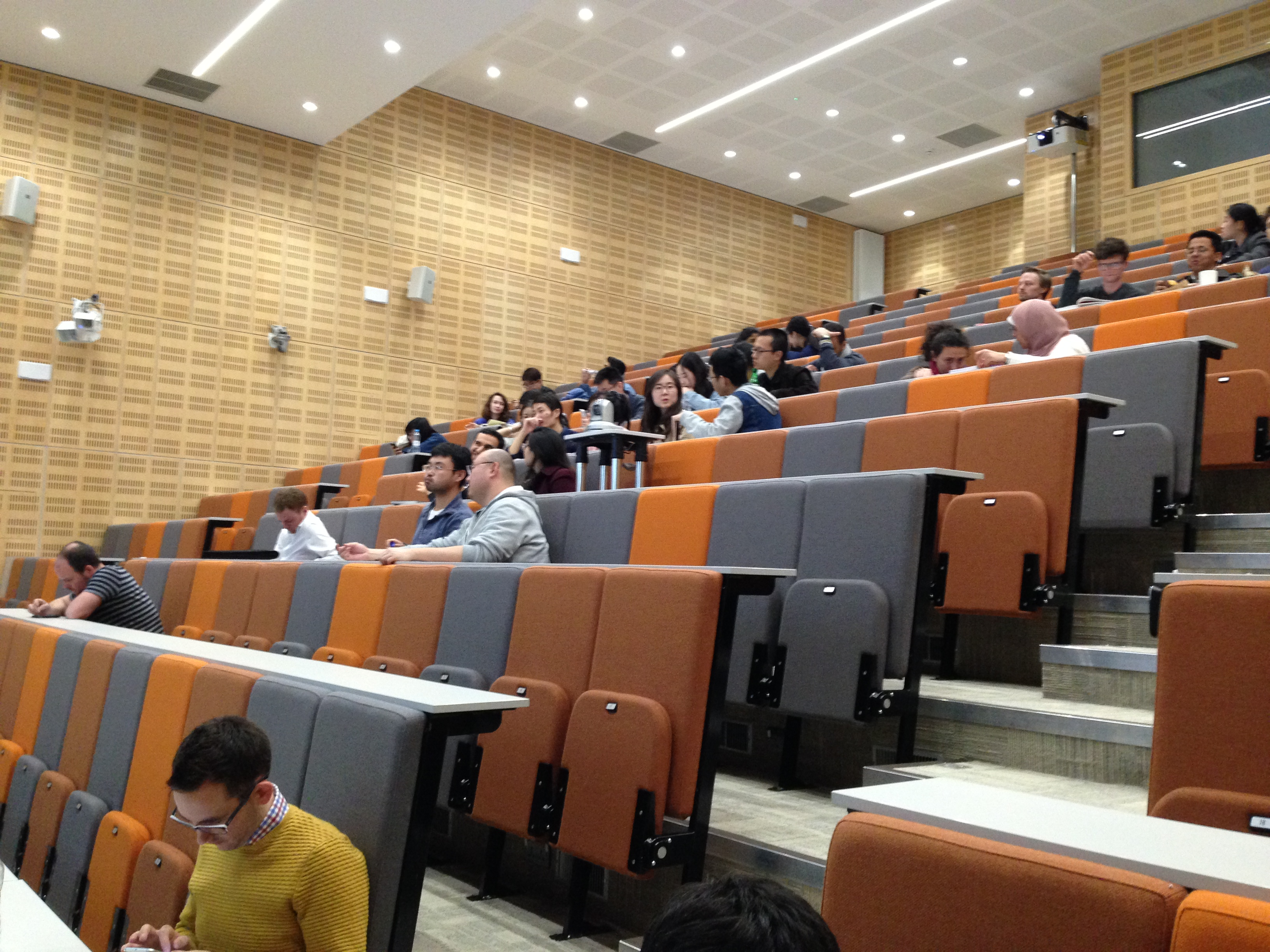 Leicester Centre for Medicine, Lecture Theatre 1
